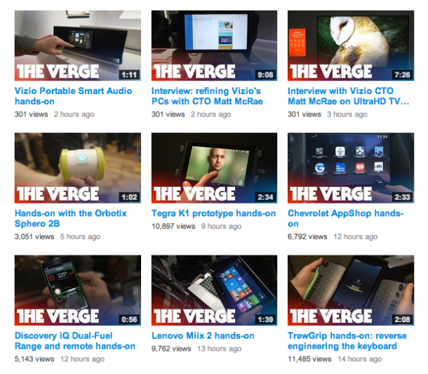 Brand Consistency on YouTube