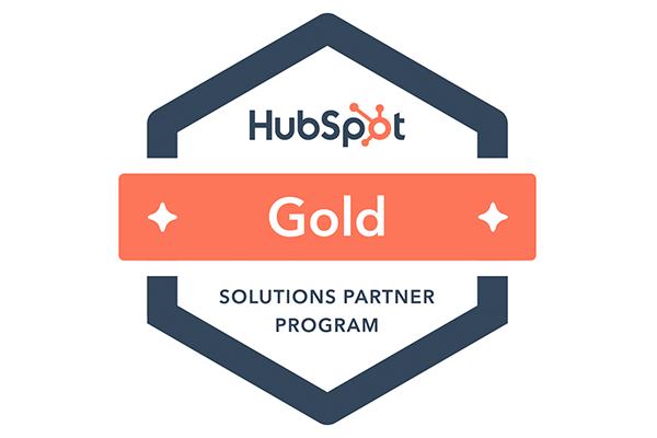 HubSpot Gold Solutions Partner Program